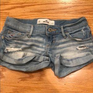 Hollister Denim shorts women's 00 or size 23